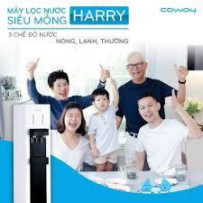 Máy Lọc Nước Tích Hợp Nóng Lạnh Coway CHP-590R (HARRY)