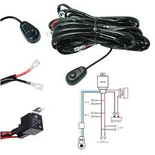 led light bar wiring harness kit 180w 12v 40a fuse relay on off led light bar wiring harness kit 180w 12v 40a fuse relay on off waterproof switch