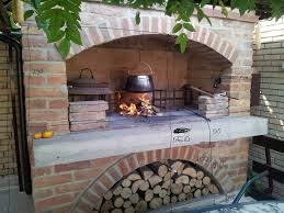 backyard fireplace and pizza oven plans new how to build an outdoor fireplace with pizza oven