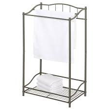 free standing towel warmer. Amazon.com: Creative Bath Products Complete Collection Standing Towel Butler, Satin Nickel: Home \u0026 Kitchen Free Warmer R