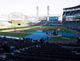 Guaranteed Rate Field Section 135 Seat Views Seatgeek