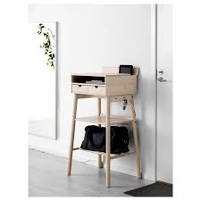 Standing Desk Extension Knotten Standing Desk White Birch Ikea