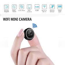 <b>Mini</b> Camera <b>WIFI</b> IP P2P Small kamera Night Vision mirco Body ...