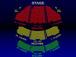 The Longacre Theatre All Tickets Inc