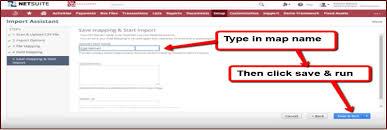 Netsuite Chart Of Accounts Netsuite Chart Of Accounts Upload