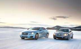 2013 Jaguar XF and XJ 3.0 AWD First Drive | Review |Car and ...