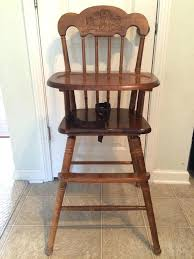 antique wooden baby high chair best chairs ideas on intended for plan abiie beyond canada