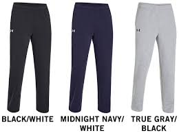 Under Armour Color Chart Under Armour Rival Fleece Senior Pants