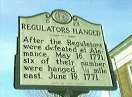 Captain Benjamin Merrill and the regulators. Direct ancestor of PC ...