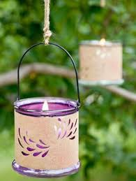 Creative Candles to Craft. Hanging LuminariesLuminary ...