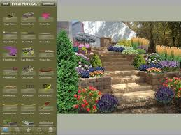 Landscape Design App 7 Almost Finished Created With Iscape A Virtual Landscape