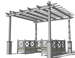 Plans Pergola Bois Autoclave Pergola Plans And Inspiring Ideas
