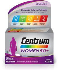 Vitamins A To Z Chart Vitamin A To Zinc Read About Vitamins Centrum