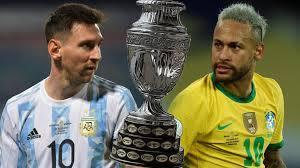Copa America, Finale live: Brasilien vs. Argentinien live im TV und  LIVE-STREAM