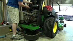 jd mower maintenance