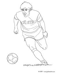 Coloriage Du Joueur De Foot Diego Maradona Imprimer Coloriage En Ligne Gratuit Pour Adultel L