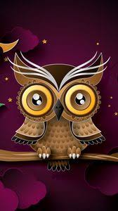 Usually, the owners choose to change the default background with one customized picture. Owl Iphone 8 7 6s 6 For Parallax Wallpapers Hd Desktop Backgrounds 938x1668 Images And Pictures