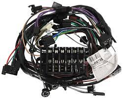 el camino dash instrument panel harness all w ss gauges by 1964 el camino dash instrument panel harness all w ss gauges by m h click to enlarge