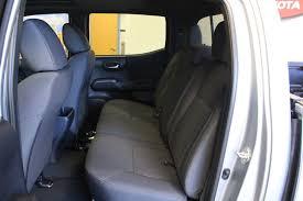 2017 tacoma seat covers 2017 used toyota tacoma trd off road double cab 5 bed v6