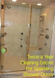 amazing what removes soap s from glass shower doors removing soap s from glass shower doors how to clean the plastic strip on how to remove soap s