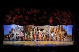 the lion king minskoff theatre saludo final