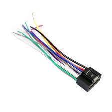 aliexpress com buy 10 x 16pin car stereo headunit replacement Kenwood Dpx500bt Wiring Harness 10 x 16pin car stereo headunit replacement wiring harness plug cable adapter for kenwood kenwood dpx500bt wiring diagram
