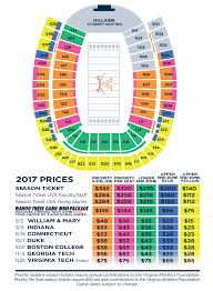 West Virginia Football Stadium Seating Chart West Virginia