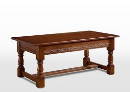 old charm coffee table wood bros