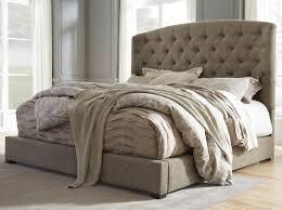 upholstered headboard and footboard king. Plain Footboard King Upholstered Bed In Headboard And Footboard