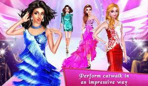 fashion showstopper model wedding beauty salon apk screenshot 1