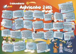 Calendario De Abviento Calendario De Abviento Under Fontanacountryinn Com