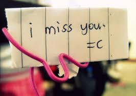 missing you es for him