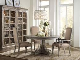 Hooker Furniture Dining Room True Vintage Round Dining Table - Round dining room furniture
