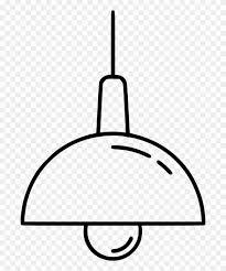 Hanging Lamp Comments Pendant Light Clip Art Png Download