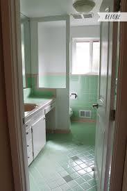 vintage bathrooms my mint pink bathroom