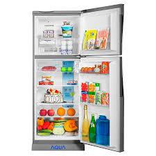 Tủ Lạnh Aqua AQR-U205BN (186L) - Hàng chính hãng - Tủ lạnh