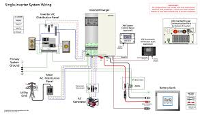 pv system wiring diagram ironedison com technical information complete system wiring diagram