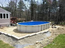 Deck Design Ideas For Above Ground Pools Best Above Ground Pool Decks