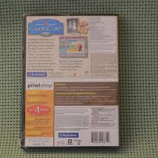 American Greetings Templates American Greetings Creatacard Select 7 The Print Shop Select Version 15 Winxp