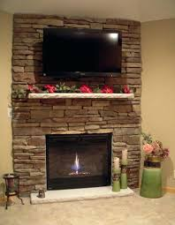 stacked stone electric fireplace corner stone electric fireplace stone corner fireplace designs with above corner stacked