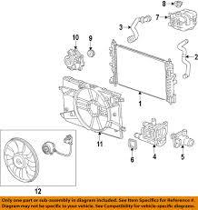 Chevrolet GM OEM 12-17 Sonic-Engine Coolant Thermostat Housing ...