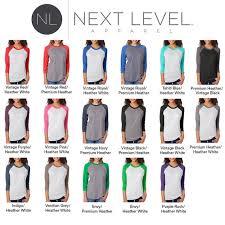Next Level Color Chart Bahangit Co