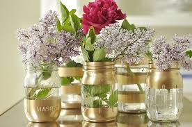 Creative Idea:Beautiful Mason Jar Vases For Beautiful Flowers Beautiful Mason  Jar Vases For Beautiful