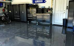 rocksolid metallic garage floor coating