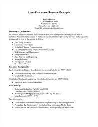mortgage loan processor resume personal loan sales executive job description loan servicer resume