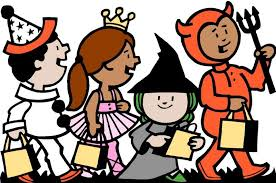 <b>HALL WEEN</b> PARADE Everyone gets a participation ribbon and a ...