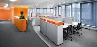 orange office furniture. modern concept office cabinet design with storage furniture arbeitslandschaft orange v
