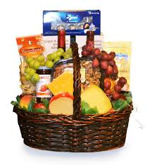 cafo s wine and cheese gift basket