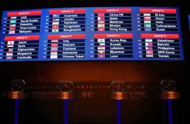 Jadwal kualifikasi piala dunia 2022 amp piala asia 2023 3 kabar terbaru timnas senior indonesia. Hasil Undian Kualifikasi Piala Dunia 2018 Zona Asia Okezone Bola