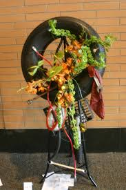 What Are Mechanics In A Floral Design Photos From The Great Lakes Floral Expo